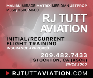 R J Tutt Aviation ad