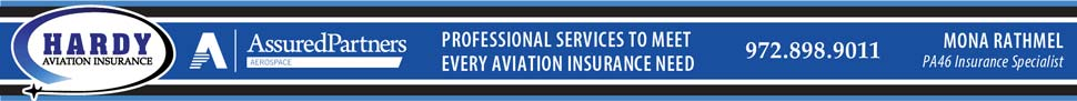 Hardy Aviation banner