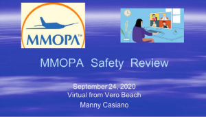 MMOPA Safety Review - 2020